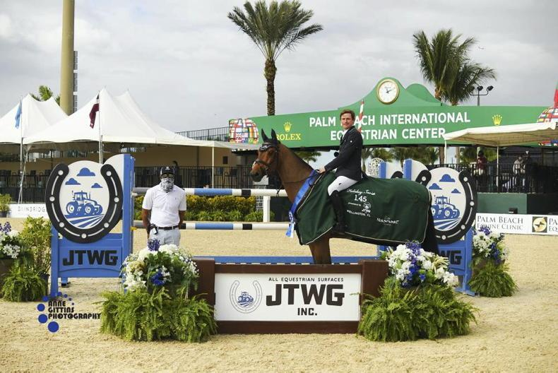 INTERNATIONAL: Four-star win for Kenny in Florida