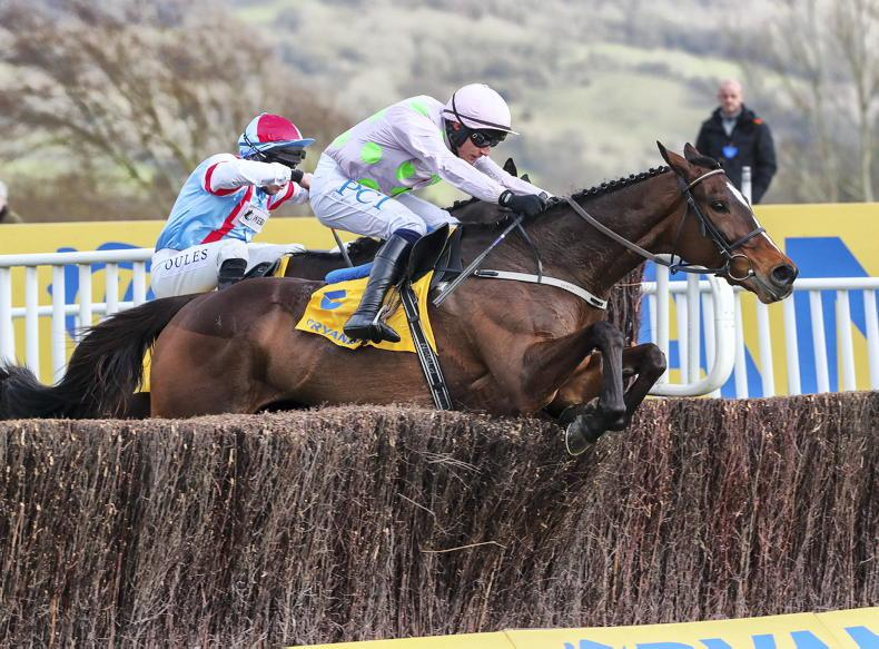Min tops 50 contenders for Ryanair Chase gold