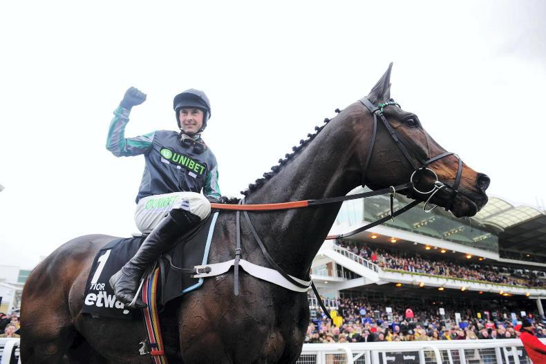 Champion Chase heroes Altior and Politologue feature again in Festival entries