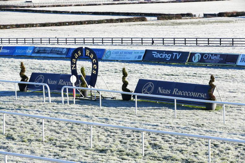 NEWS: Naas card moved to Wednesday