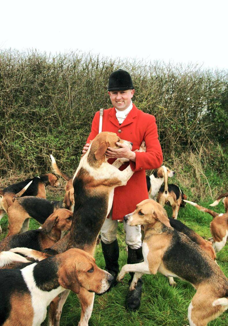 TRIBUTES TO GER WITHERS: A brilliant huntsman and houndman