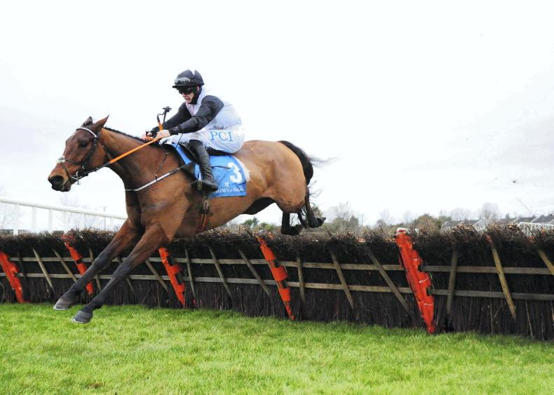 NAAS WEDNESDAY: Bob backs up tall reputation to deliver Robcour first Grade 1
