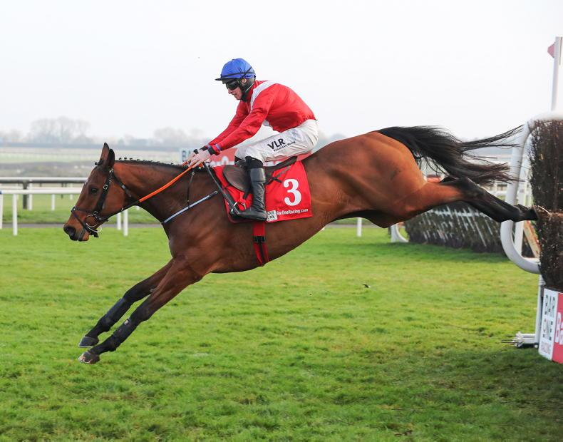PUNCHESTOWN SUNDAY: Asterion Forlonge to test Envoi Allen