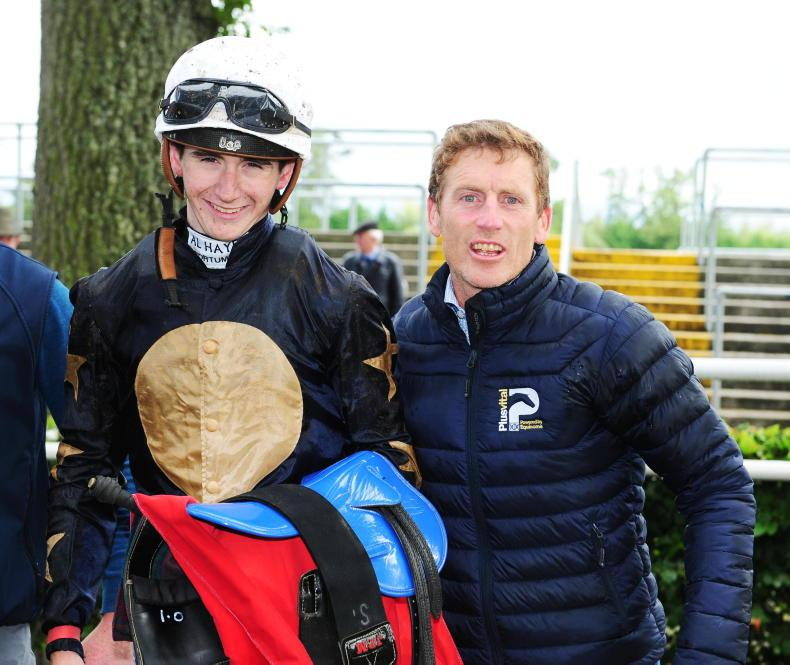 NEWS: Ben Coen retained by Johnny Murtagh
