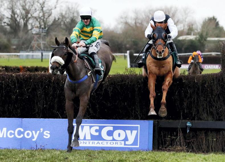 DONN MCCLEAN: 16/1 Ginge a Classic player with Twiston-Davies back on board