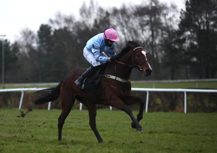 Eileendover dazzles in Market Rasen feature