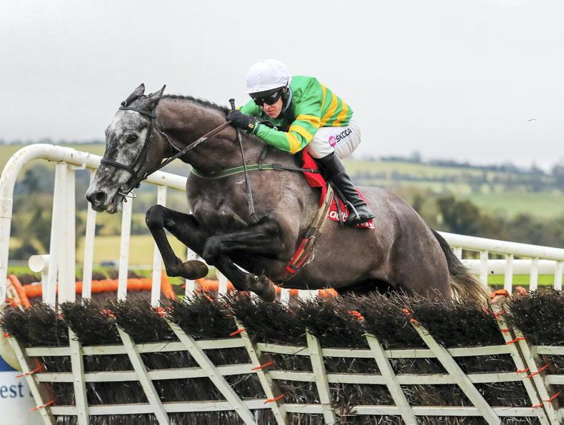 PUNCHESTOWN MONDAY: Pure Genius out on his own