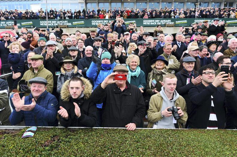 RYAN MCELLIGOTT: Crowds vital for longevity of racing