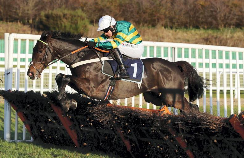 Buveur D'Air declared for Haydock return