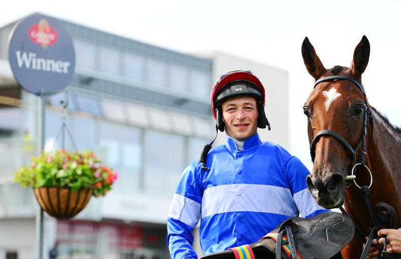 David Mullins: 'No regrets on riding career'