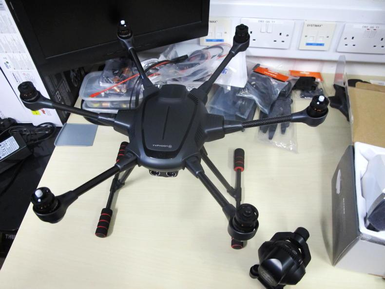 NEWS: Drone operator arrested on technicality