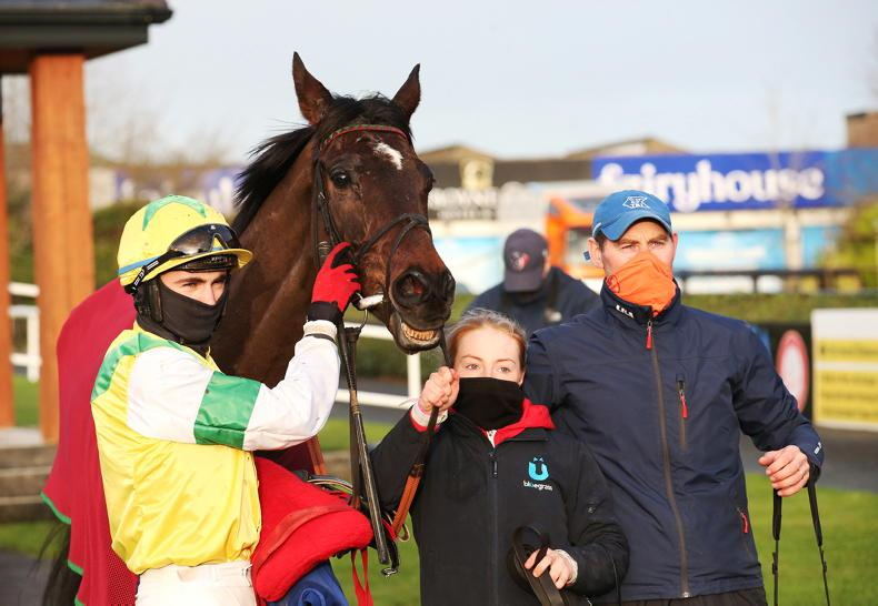 PONY TALES: Ciaran's off to a flying start