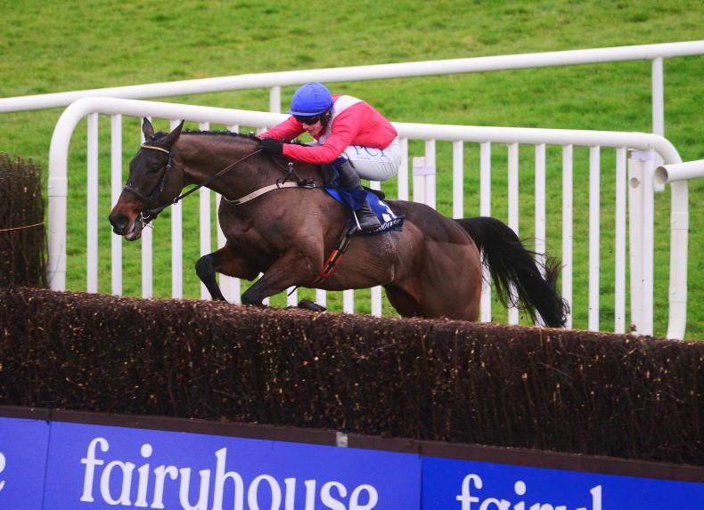 THURLES SUNDAY PREVIEW: Allaho can take advantage of drop in class and trip