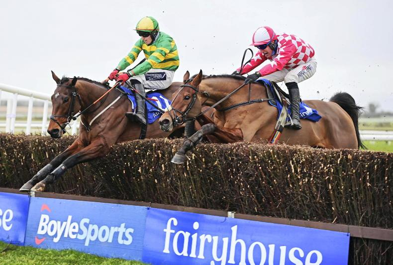 PHOTOS OF THE WEEK: Action from Fairyhouse and Punchestown