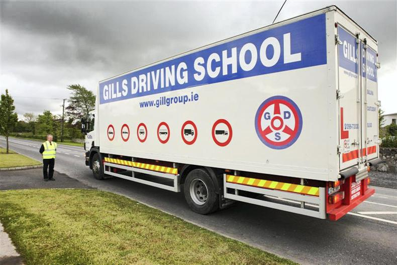 TRANSPORT FEATURE 2021: Gills Driving School