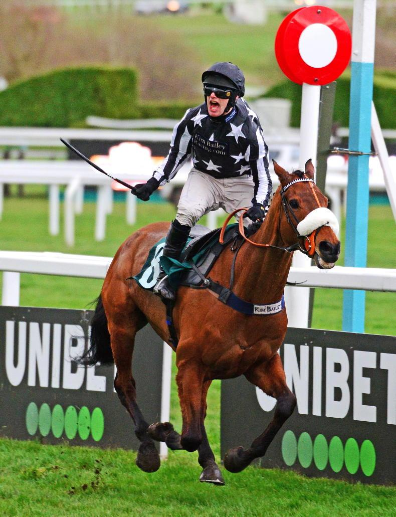 CHELTENHAM: Imperial marches on
