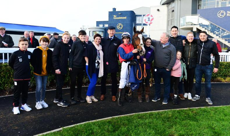 THE OWNER: Five Lamps Racing Syndicate