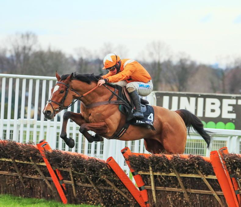 Fry has Supreme ambition for Metier at Cheltenham
