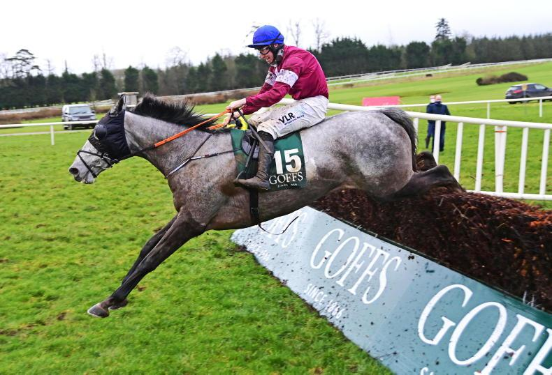 GOWRAN PARK: Blinkers makes all the difference to Coko Beach