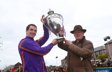 Mullins optimistic amateur issue can be resolved before Cheltenham