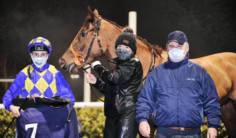 DUNDALK MONDAY: Hayes on fire with treble