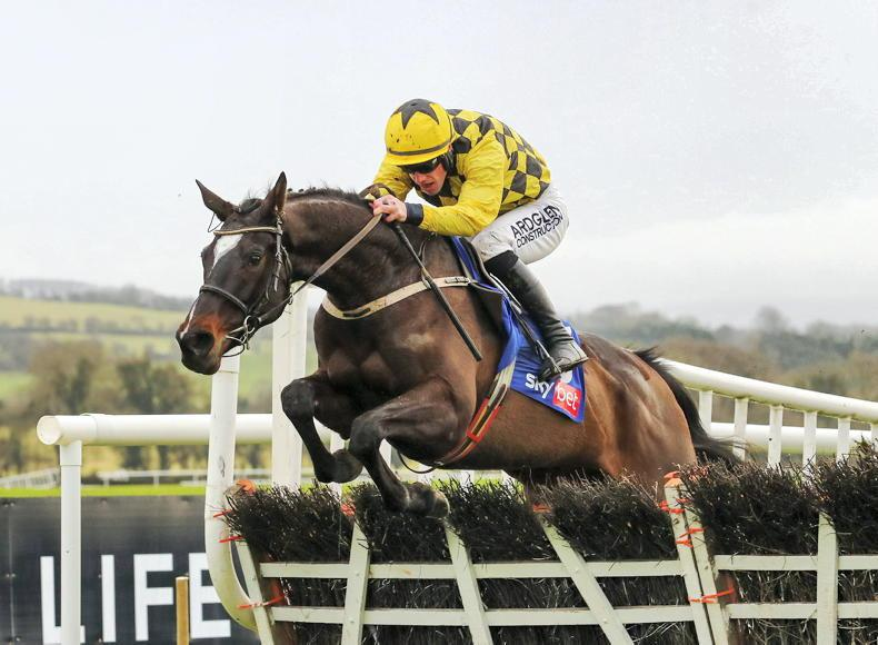 LEOPARDSTOWN SATURDAY: Go with Ganapathi to get off to a flyer in Nathaniel Lacy