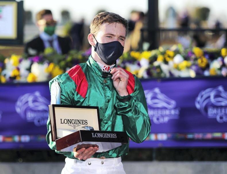 EXCLUSIVE: Colin Keane agrees Dermot Weld link