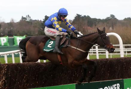 Kemboy gallops to Irish Gold Cup glory
