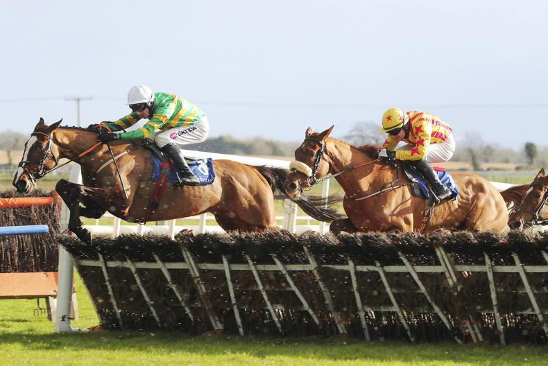 FAIRYHOUSE MONDAY: Hollow rises high for Sweeney