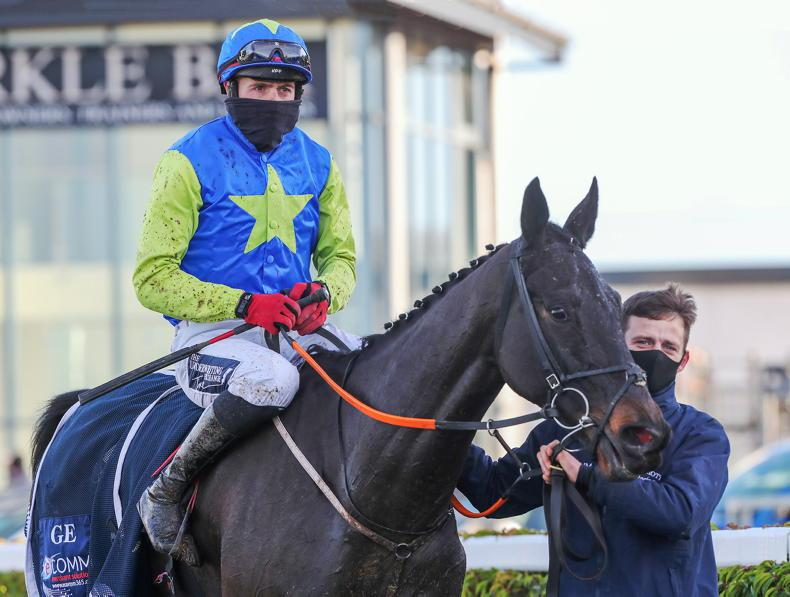 RYAN McELLIGOTT: Dublin Racing Festival a total success