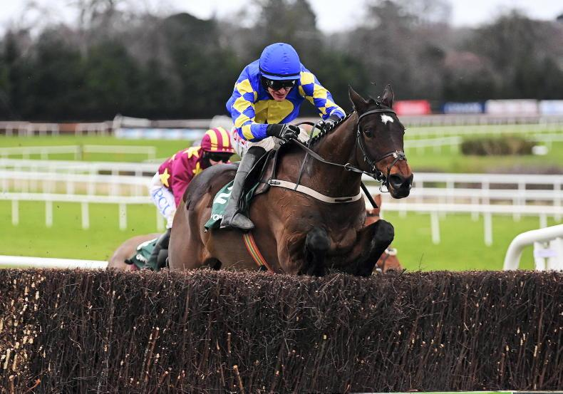 LEOPARDSTOWN SUNDAY: Kemboy back in the big time