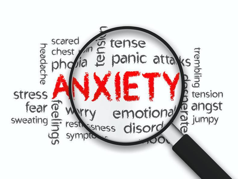 HEALTH: Anxiety - the facts
