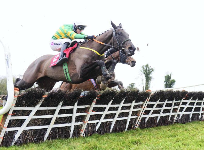 Thedevilscoachman lifts Punchestown Listed honours