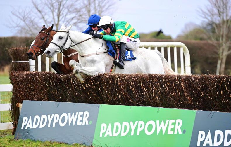 NAAS SATURDAY: Elimay tunes up for Cheltenham mares' chase
