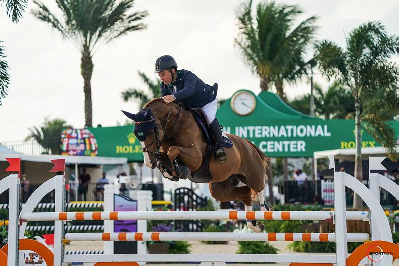 INTERNATIONAL: O'Connor finishes week on a high