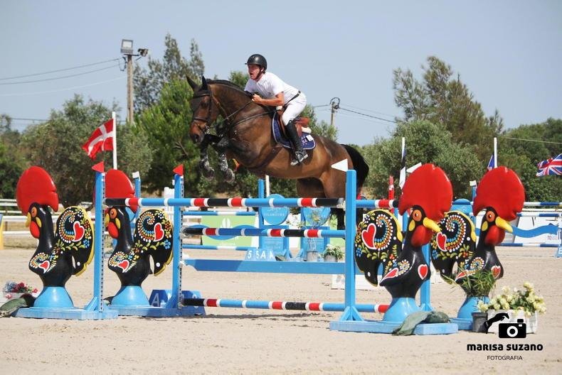 INTERNATIONAL: Pender runner-up in Vilamoura