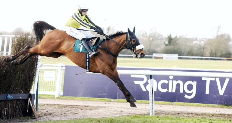BRITAIN: All set for Arkle as Skeltons hit top form