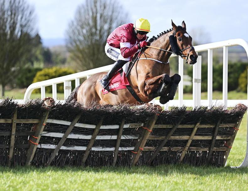 SIMON ROWLANDS: Tiger Roll should have shown more
