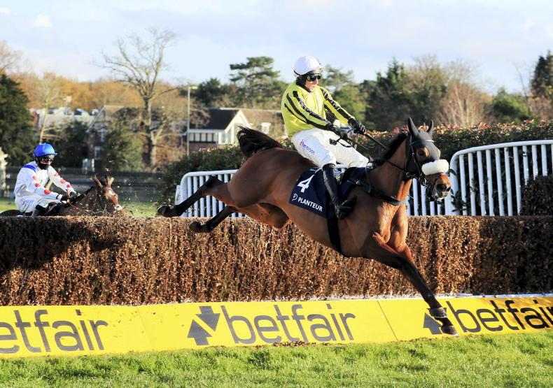 SIMON ROWLANDS: 'All' aboard for Arkle thriller
