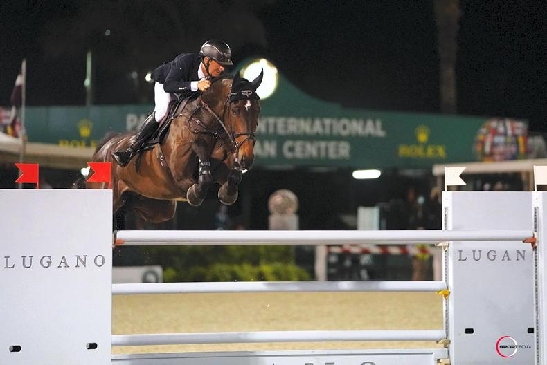 SHOW JUMPING: Allen takes five-star Grand Prix win