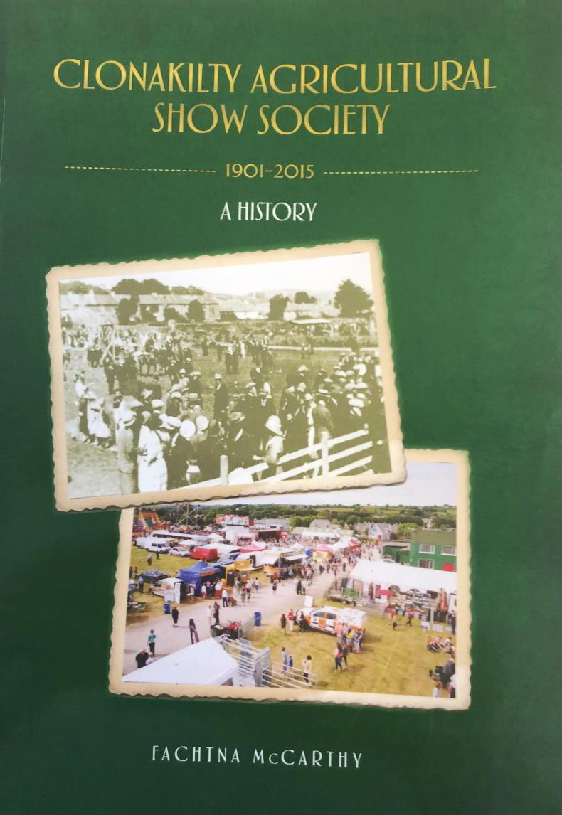 PONY TALES: Fascinating book on Clonakilty Show