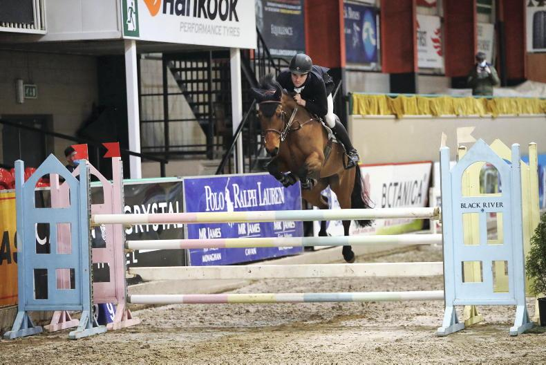 SHOW JUMPING: Floody lands 1.30m victory