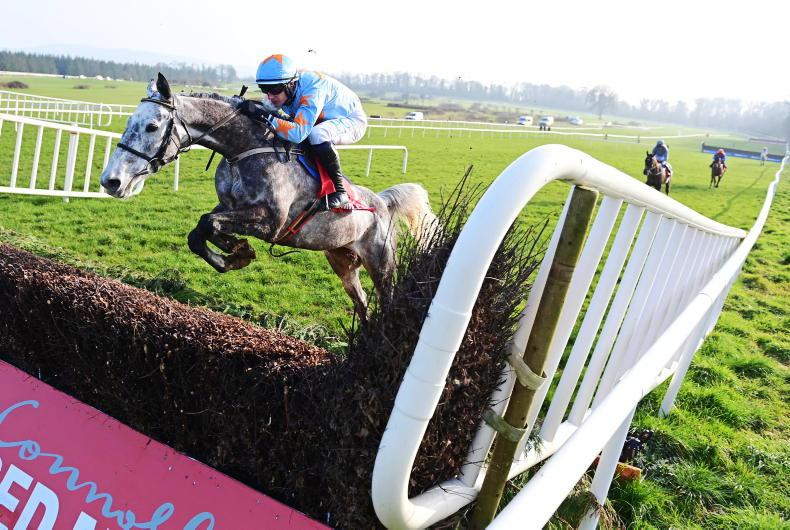 GOWRAN PARK WEDNESDAY: 'Extraordinary' Bachasson continues excellent season