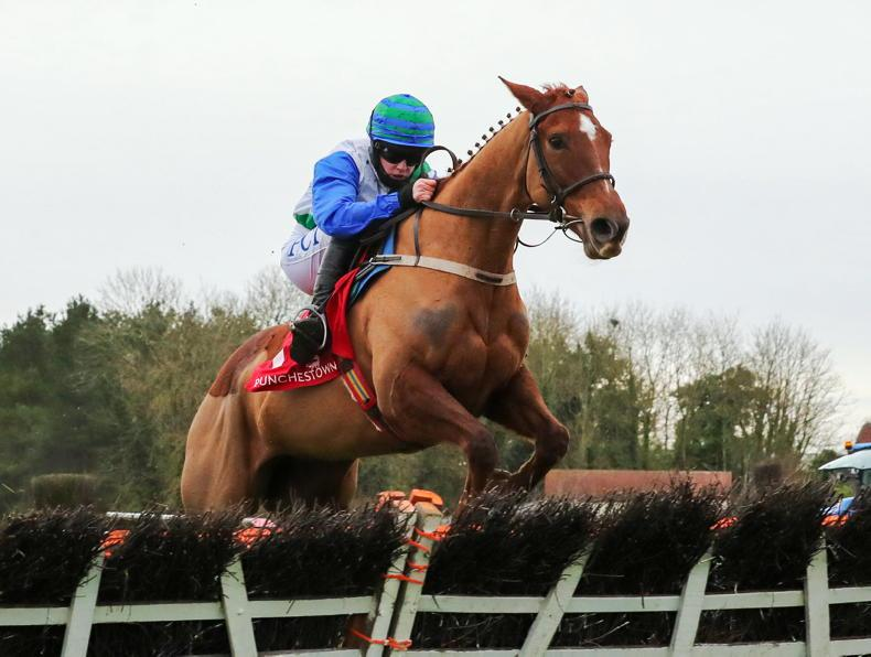 LEOPARDSTOWN PREVIEW: Kay has the class for handicap win
