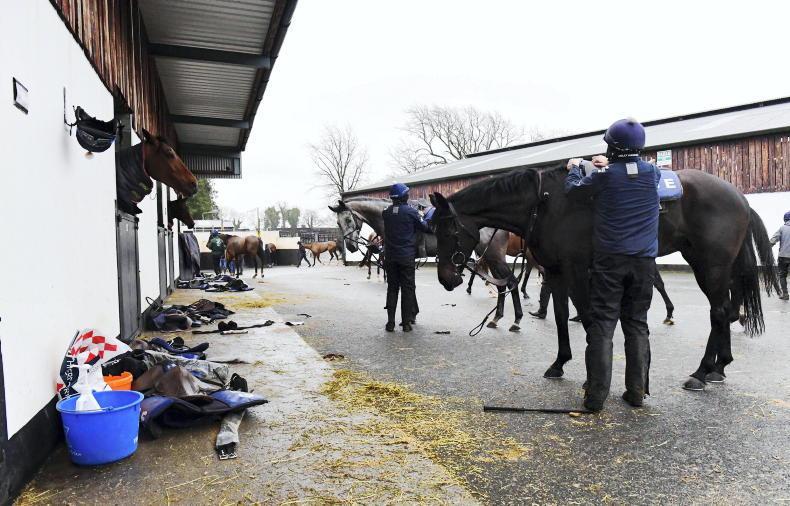 NEWS: Staff rally around beleaguered trainer