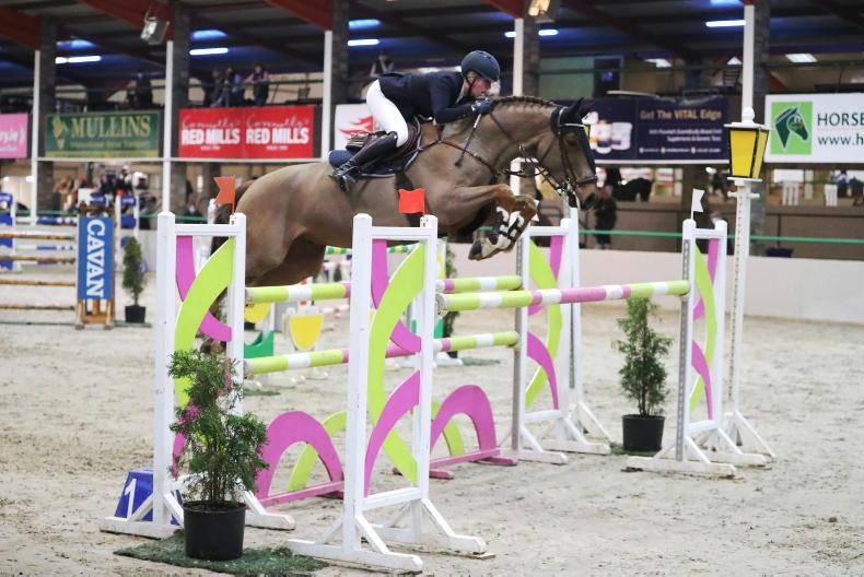 SHOW JUMPING: McEntee takes the spoils in Cavan