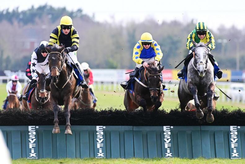FAIRYHOUSE FRIDAY: McNamara's Water scores 80/1 boilover