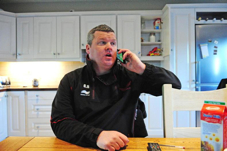 GORDON ELLIOTT: 'I will serve my time and then build back better'