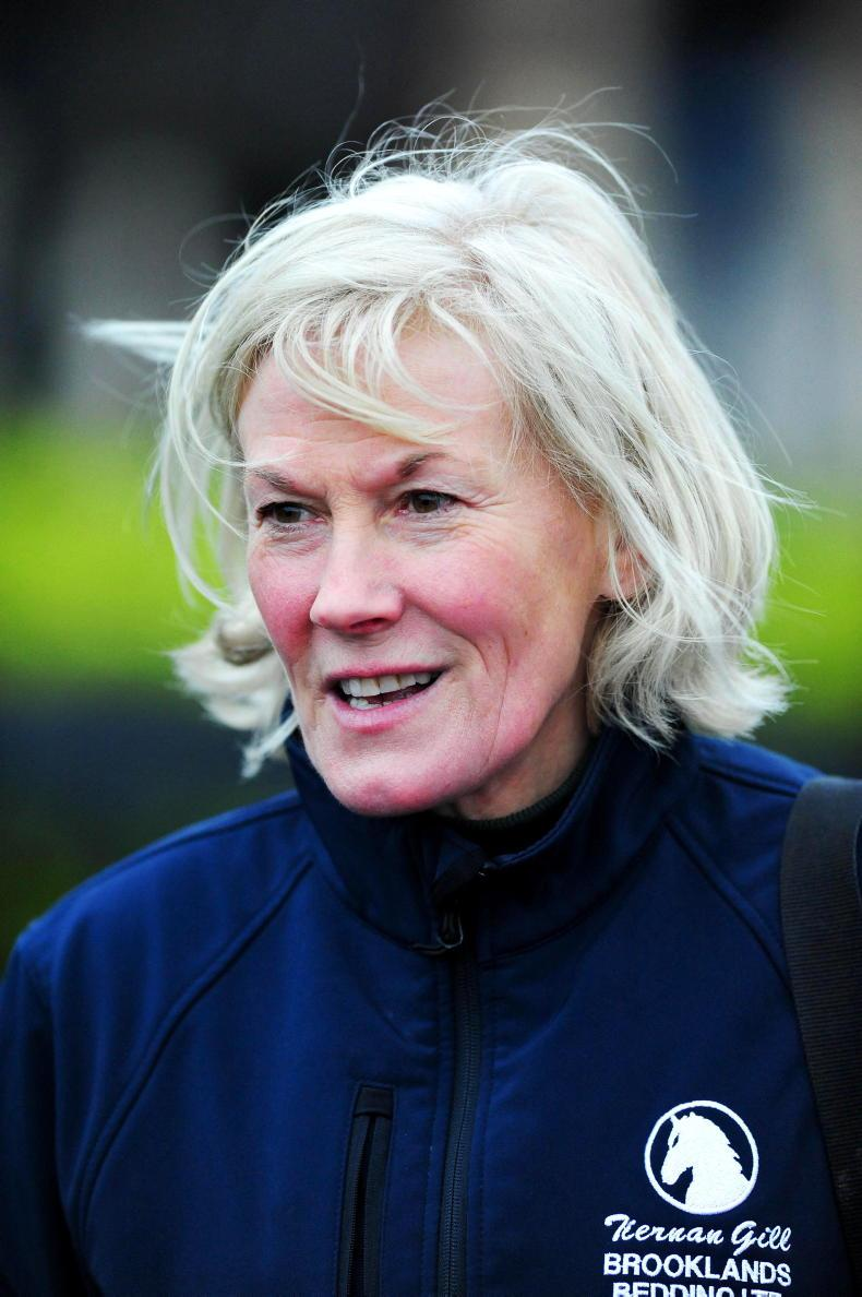 Denise Foster looking forward to taking over licence from Gordon Elliott on Monday