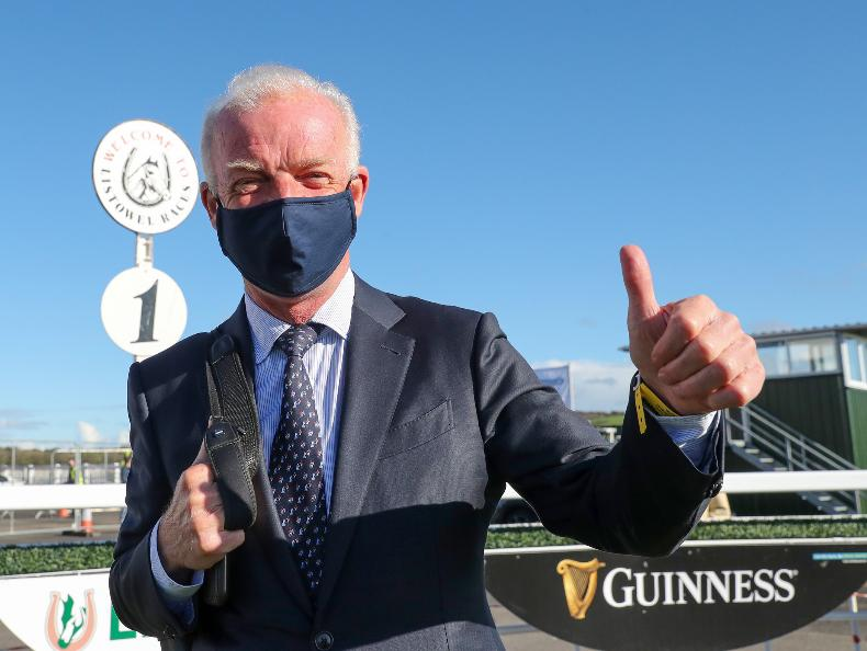 TALKING TRAINER: Willie Mullins - 'When we started off we just wanted a runner'